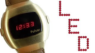Download LED Watches - '70s Retro Cool : Feat. the Pulsar P3 Video