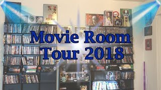 Download MOVIE ROOM TOUR! 2018 Video