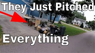 Download Craziest Things People Throw in the Trash Video