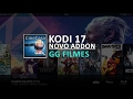 Download KODI 17 NOVO ADDON GG FILMES !!! Video