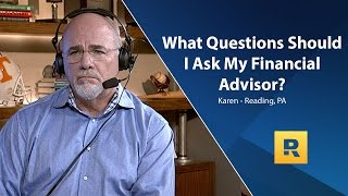 Download What Questions Should I Ask My Financial Advisor? Video