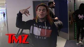Download Rapper Tekashi69 Responds After LAX Brawl | TMZ Video