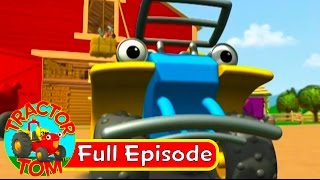 Download Tractor Tom - 35 Buzz to the Rescue (full episode - English) Video