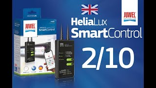 Download JUWEL Aquarium – Set up HeliaLux SmartControl, 2/10, english Video