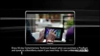 Download BlackBerry® PlayBook™ 4G Video