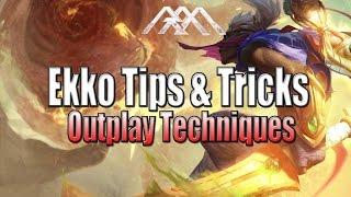 Download Ekko Tips & Tricks - Outplay Techniques - League of Legends Video