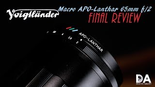 Download Voigtländer Macro APO-Lanthar 65mm f/2: Final Review   4K Video