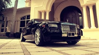 Download Rolls Royce Ghost | Vossen 22'' CVT Directional Wheels | Rims Video