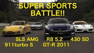 Download 【EnglishSUB】スーパースポーツバトル in SUGO【Best MOTORing】 Video