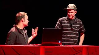 Download TEDxRotterdam - Noisia - An inside on electronic music Video