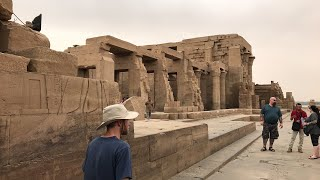Download Kom Ombo Temple near the Nile Video