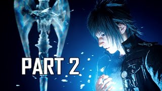 Download Final Fantasy 15 Walkthrough Part 2 - Power of Kings (FFXV PS4 Pro Let's Play Commentary) Video