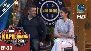 Download The Kapil Sharma Show - दी कपिल शर्मा शो–Ep-23-Sultan In Kapil's Mohalla– 9th July 2016 Video