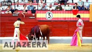 Download Catalonia's Last Bullfight - Fran Vasquez (Bullfighter) Video