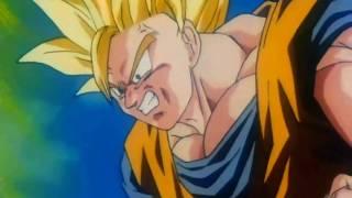 Download Dragon Ball Z - Goku Turns Super Saiyan 3 for the First Time {1080p HD} Video