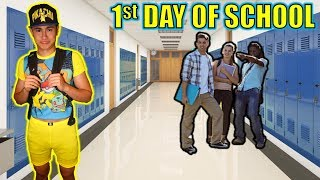 Download WEARING EMBARRASSING POKEMON OUTFIT ON FIRST DAY OF SCHOOL! Video