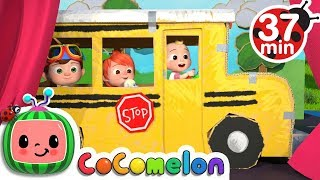 Download Wheels on the Bus 2 | +More Nursery Rhymes & Kids Songs - CoCoMelon Video