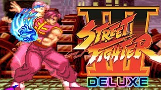 Download STREET FIGHTER III DELUXE 【MUGEN】 - PC LONGPLAY - DAO LONG [NO DEATH RUN] (FULL GAMEPLAY) Video