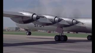Download Six Turning Four Burning - Convair B-36 ″Peacemaker″ (HD) Video