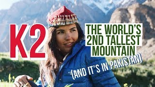 Download K2: How This Girl Walked to the World's 2nd Tallest Mountain Video