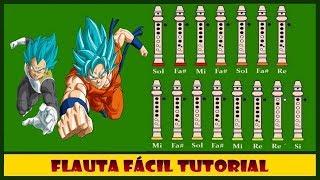Download Dragon Ball Super (Opening) en Flauta Dulce ″Con Notas Explicadas″ Video
