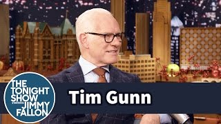 Download Tim Gunn Is Rocking Sweatpants Thanks to Fencing Video