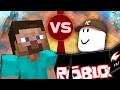 Download Minecraft vs Roblox Video