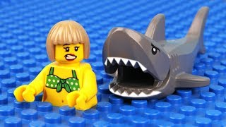 Download Lego Shark Attack Video