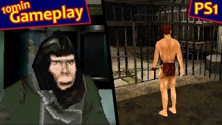 Download Planet of the Apes ... (PS1) Video