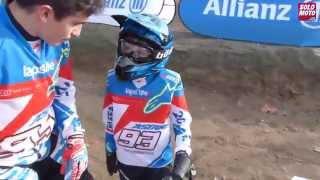 Download Márquez forma a los campeones del futuro en el Allianz Junior Motor Camp Video