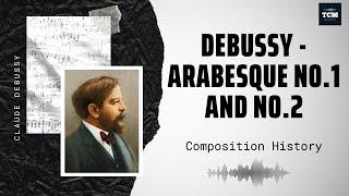 Download Debussy - Arabesque No.1 and No.2 Video