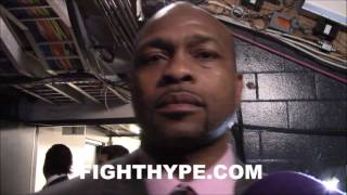 Download (EPIC) ROY JONES JR. REACTS TO BERNARD HOPKINS KNOCKOUT LOSS TO JOE SMITH JR.: ″THAT'S THE BEST WAY″ Video