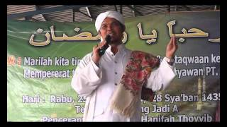 Download Ceramah KH. Abu Hanifa Di Pt Sayap Mas Utama (Wings) Video