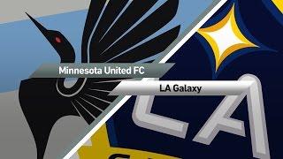 Download 4-Minute Highlights | Minnesota United FC 1 - 2 LA Galaxy Video