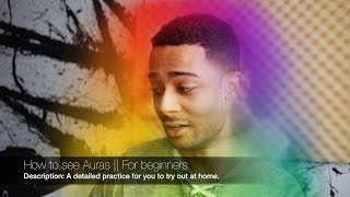 Download How to see Auras - For beginners Video