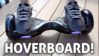 Download Self Balancing, 2-Wheel, Smart Electric Scooter, ″Hoverboard″ REVIEW Video