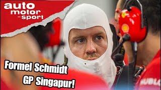 Download Was läuft bei Vettel & Ferrari schief? Formel Schmidt zum GP Singapur   auto motor und sport Video