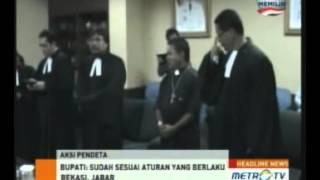 Download Puluhan Pendeta Cegat Bupati Bekasi Video