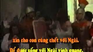 Download Con Đường Nào Chúa Đã Đi Qua- Thánh ca Karaoke Video