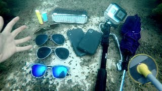 Download Found New GoPro 7, and Two Working iPhones Underwater in Tubing River (Returned) Video