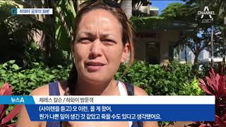 "Download ""미사일 날아온다"" 실수 경보에 하와이 대소동 Video"