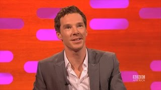 Download Benedict Cumberbatch Can't Say 'Penguins' - The Graham Norton Show on BBC America Video