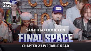 Download Final Space: SDCC Table Read | TBS Video