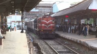 Download MUMBAI's CROWD Watching World's Most Expensive LUXURY TRAIN :- MAHARAJA EXPRESS !!! Video
