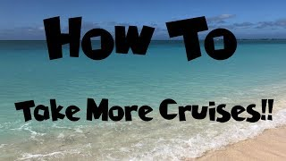 Download SEVEN TIPS on How To TAKE MORE CRUISES 🌴 Video