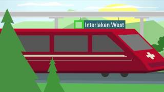 Download Traveling with a Swiss Travel Pass From Rail Europe Video