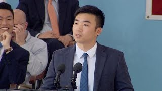 Download Male Orator Min-Woo Park | Harvard Commencement 2016 Video