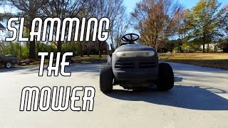 Download Racing Mower Build Pt. 4: Extreme Lowering Video