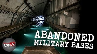 Download Top 7 Abandoned Military Bases Video