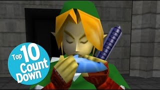 Download Top 10 Greatest Legend Of Zelda Songs Video
